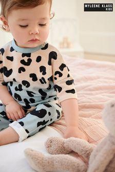 סט סווטשירט ומכנסי טרנינג לתינוקות שלMyleene Klass