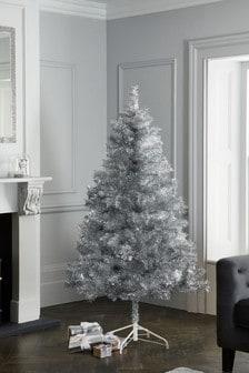 6ft Silver Christmas Tree (420178)   $159
