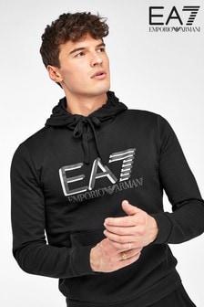 Hanorac cu logo Emporio Armani EA7