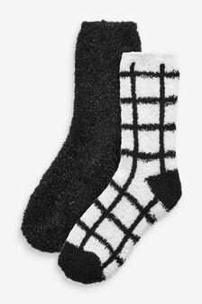Pachet de două perechi șosete de culcare comode