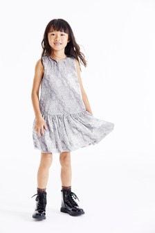 Schimmerndes Kleid (3-16yrs)