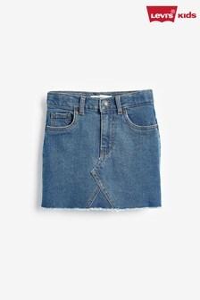 Levi's® Kids High Rise Skirt