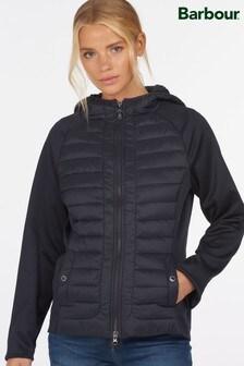 Barbour® Coastal Nethercote Wattierte Hybrid-Jacke