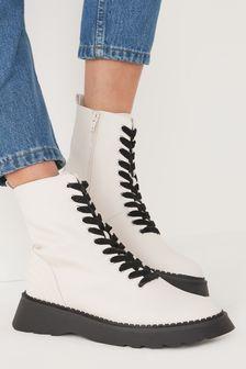 Ботинки на шнуровке Forever Comfort®