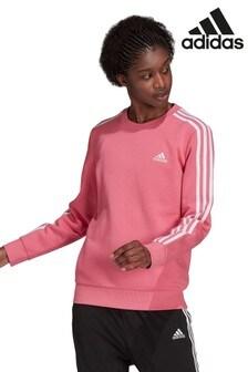 adidas Sweatshirt mit3 Streifen