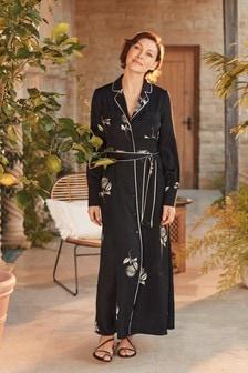 שמלה עם קשירה בצוואר של Emma Willis