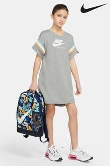 Nike Kids Brasilia Printed Backpack