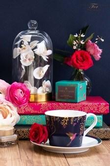 Portmeirion Sara Miller Tea Cup & Saucer