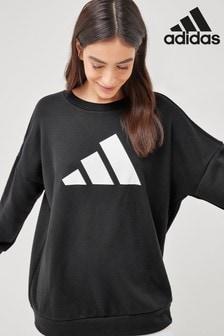 adidas Future Icons Sweatshirt mit3 Streifen