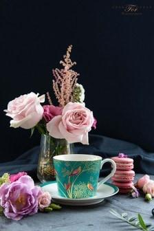 Portmeirion Sara Miller Tea Cup and Saucer