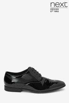 Chaussures Derby texturées