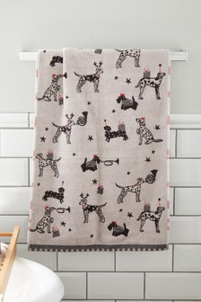Festive Dogs Towel (428229) | $12 - $26