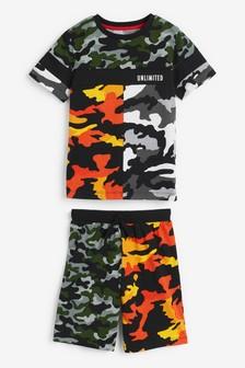 Short Pyjamas (3-16yrs)