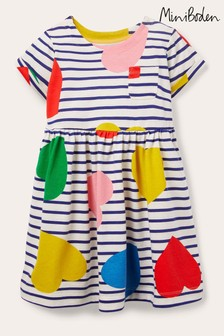 Boden Multi Fun Jersey Dress
