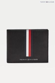 Tommy Hilfiger Black Metro Mini Wallet
