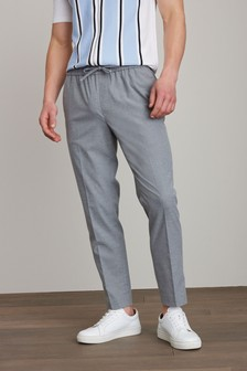 Flannel Formal Joggers