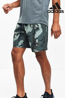 adidas D2M Shorts in Camouflage