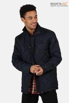 Regatta Blue Locke Quilted Jacket (432437) | $77