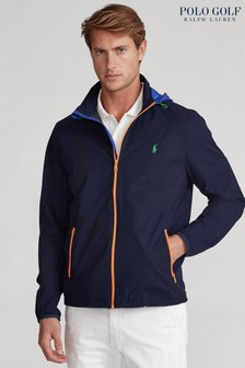 Polo Golf by Ralph Lauren Navy Hooded Jacket
