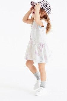 Batik-Kleid aus Bio-Baumwolle (3Monate bis 7Jahre)