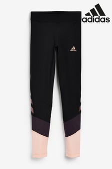 adidas Black/Pink XFG Tights