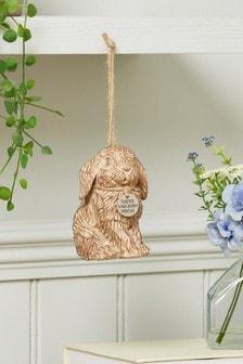 Zajačik - závesná dekorácia
