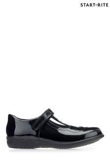 حذاء أسود Poppy من Start-Rite