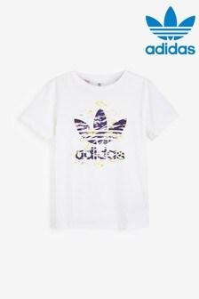 Футболка с логотипом adidas Originals