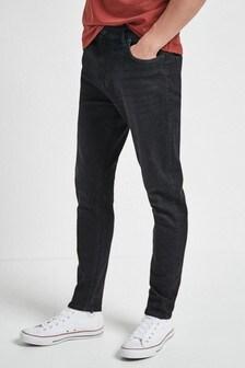 Узкие эластичные джинсы