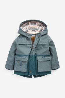 橡膠厚夾克 (3個月至7歲)