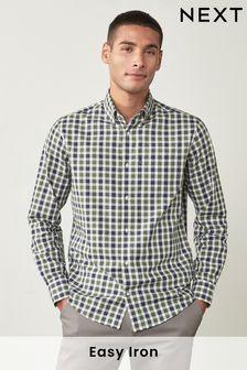 Easy Iron Button Down Oxford Shirt (438459)   $28