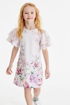 فستان للمناسبات (3-16 سنة)