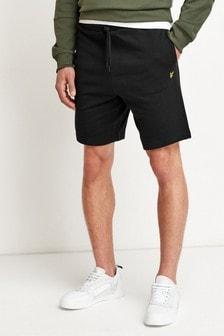 Lyle & Scott Sweat-Shorts aus Jersey