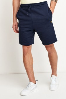Lyle & Scott Jersey Sweat Shorts
