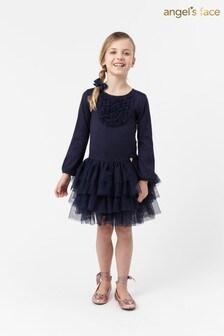 Niebieska sukienkaAngel's Face Sara