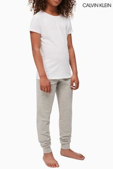 Calvin Klein Girls Modern Cotton Pyjama Set