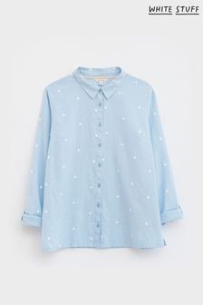 White Stuff Emma Organic Cotton Shirt
