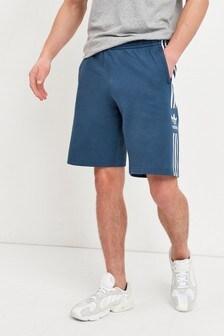 adidas Originals Lock Up Shorts, Marineblau