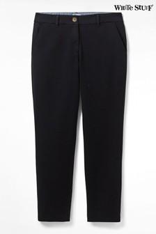 Pantalon White Stuff Sussex stretch noir