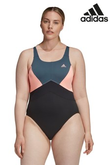 adidas SH3.RO Colourblock Swimsuit