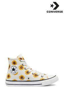 Converse Floral High Trainers