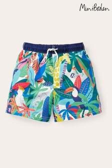 شورت سباحة ألوان متعددة من Boden