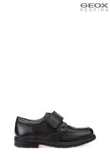 Geox Federico zwarte schoenen voor jongens/uniseks