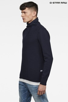 G-Star Dast Half Zip Knit Jumper