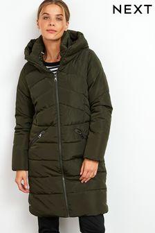 Водоотталкивающая дутая куртка 2-в-1 для беременных