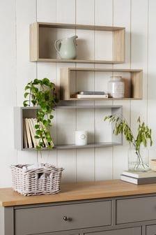 Set of 3 Malvern Shelves