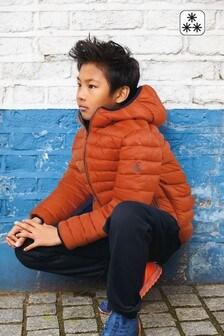 Непромокаемая дутая куртка (3-16 лет)