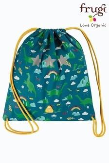 Frugi  Nessie Print Recycled PE Or Swim Bag