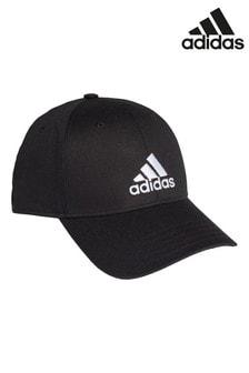 قبعة كاب بيسبول أسود للأطفال منadidas