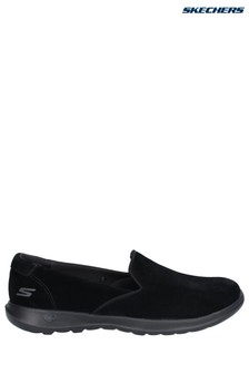 Skechers® Black Gowalk Lite Glam Shoes